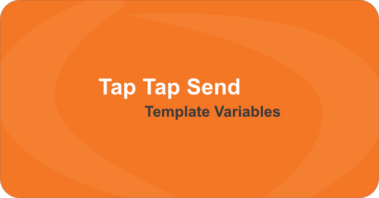 Template Variables