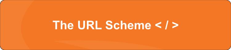 The URL Scheme